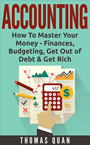 amazon com accounting how to master your money finances
