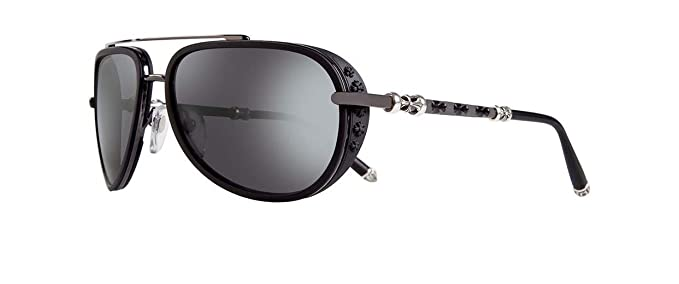 e9e3f102d35 Chrome Hearts - Jackwacker I - Sunglasses (Matte Black