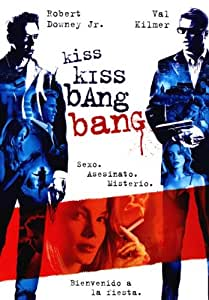 Kiss kiss bang bang [DVD]