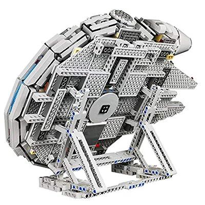 PeleusTech Building Blocks Bracket Holder Model for Lego Millennium Falcon 75257: Sports & Outdoors