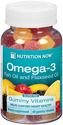 Nutrition Now Omega 3 Gummy Vitamins product image