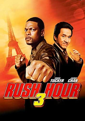 Amazon Com Rush Hour 3 Poster Movie 27 X 40 Inches 69cm X 102cm 2007 Style D Posters Prints