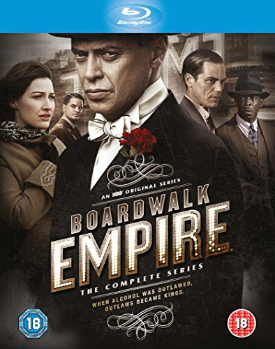 Boardwalk Empire - The Complete Series, Seasons 1-5 [Blu-ray] [2015] [Region Free]]()