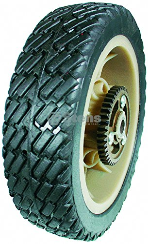 Greenstar 9718 Roue de traction Plastique avec pignon 43 dents adaptable pour Toro/Wheel Horse X7109515 32987