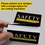 Customized Printed Business Cards [2-Sides, Thick