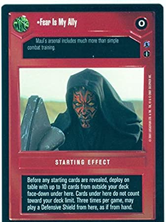 Or Do Not Star Wars CCG Reflections III Do