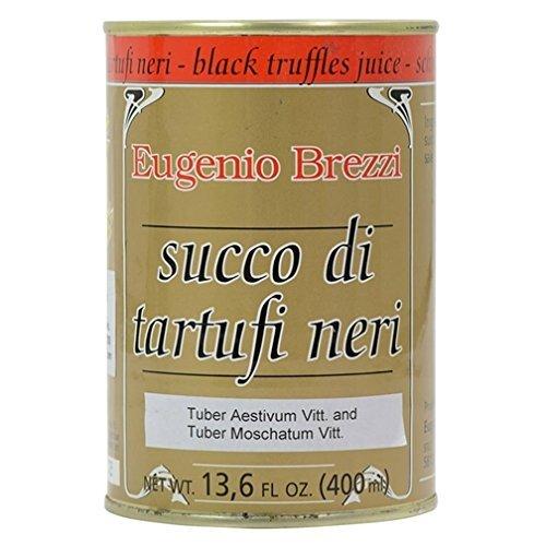 Juice Black Truffle - Summer Black Italian and Moschatum Truffle Juice