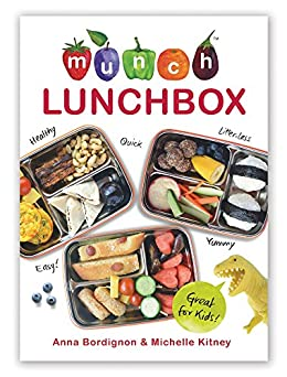 Munch Lunchbox Cookbook wastefree lunchbox ebook product image