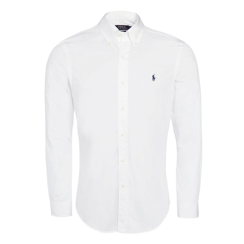 766af11a406721 Polo Ralph Lauren Men's Classic Fit Oxford Buttondown Shirt at Amazon Men s Clothing  store: