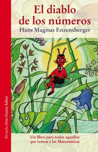 Portada del libro El diablo de los números de Hans Magnus Enzensberger
