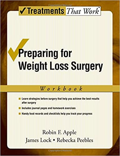 Preparing for Weight Loss Surgery: Workbook (Treatments That Work ...