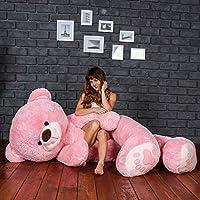 Soft Toy Teddy Bear for Girls, Panda Teddy Bears, tady Bears Toys Big Size Latest 2 Feet Pink