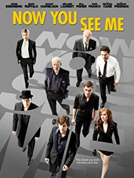 Now You See Me / Amazon Instant Video