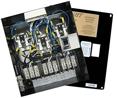 Elkhart (LPT100 100 Amp Transfer Switch