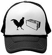 COCK BLOCK - Unisex Adult Trucker Cap Hat