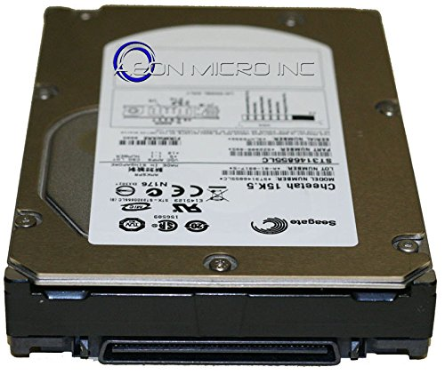 (New Seagate ST3146855LC 146GB SCSI U320 15K Rpm Rotational Speed 80pin 16MB Hard Drive)
