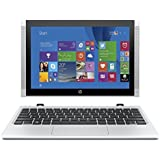 HP - Pavilion x2 - 2 In 1 10.1 Inch Touchscreen Display Laptop - Blizzard White (Certified Refurbished)