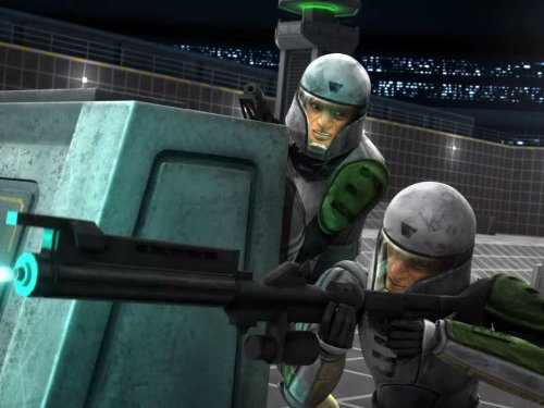 Clone Cadets (Star Wars The Clone Wars)
