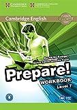 Cambridge English Prepare! Level 7 Workbook with Audio