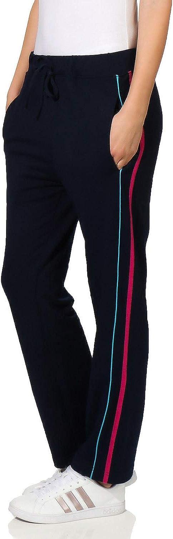 ZARMEXX Pantalon de d/étente pour Femme Streetwear Pantalon de surv/êtement Casualpants Athleisure-Look