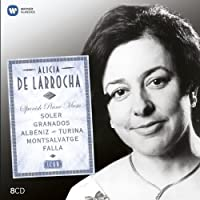 Alicia De Larrocha (Box8cd)