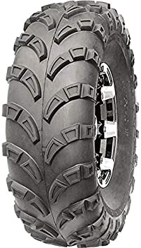 25x8-12 P377 6-PLY ATV UTILITY OCELOT DIRECTIONAL TIRES SET OF 2