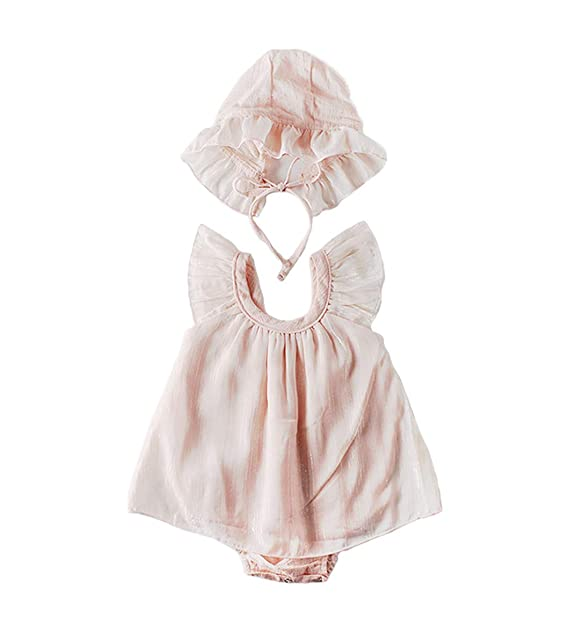 Girls' Clothing (newborn-5t) Babygirls Summer Outfit 6-9 Months
