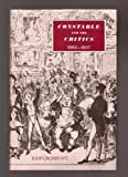 Constable and the Critics, 1802-1837, Ivy, Judy C., 0851152937