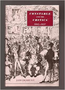 Book Constable and the Critics, 1802-37 (Suffolk Records Society)