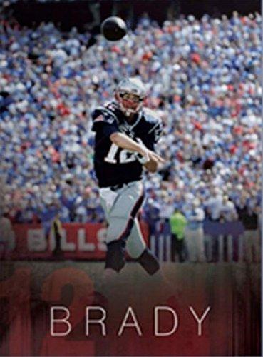 - FATHEAD Tom Brady New England Patriots Official NFL Vinyl Wall Graphic 25