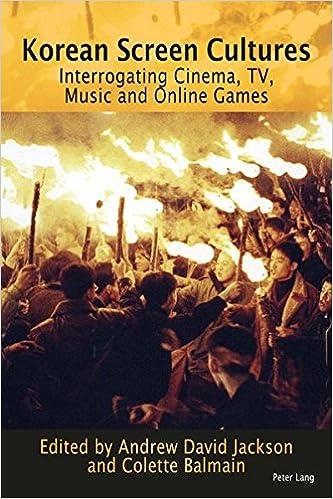 Como Descargar Libros Korean Screen Cultures: Interrogating Cinema, Tv, Music And Online Games Infantiles PDF