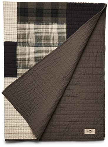 Woolrich WR50-1786 Winter Hills Quilted Throw 50x70