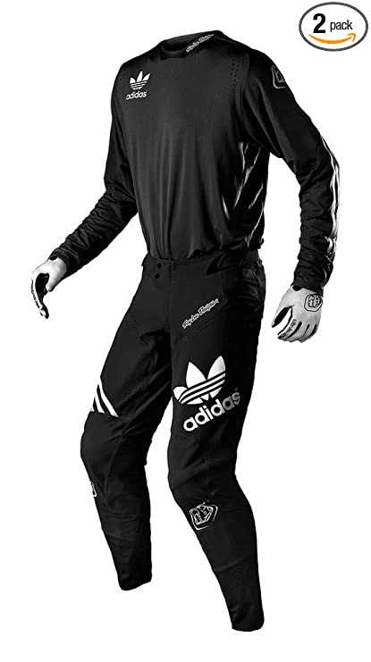ac0c3fc17 Amazon.com  Troy Lee Designs 2019 Ultra MX Limited Adidas Team Jersey Pants  Combo Black XL