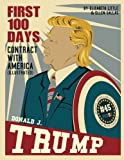 img - for Donald J. Trump: First 100 Days: Contract with America book / textbook / text book