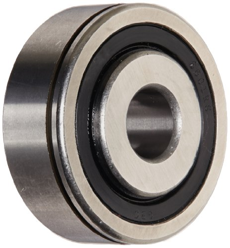 Extended Inner Shaft - The General 7508 DL Extra Light Extended Inner Ring Bearing, Double Sealed, No Snap Ring, Inch, 0.5