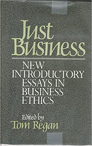 com just business new introductory essays in business just business new introductory essays in business ethics