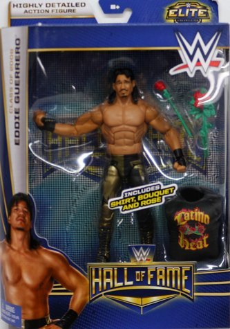 WWE elite limited Eddie Guerrero [Hall of Fame] [parallel import goods] -