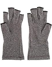 1 para rękawiczek przeciwstawnych premium dla stawów artretycznych ulga w bólu dłoni dla kobiet i mężczyzn
