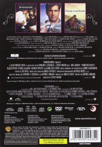 Pack: Eternamente Joven + Sommersby + Mensaje En Una Botella (Import Movie) (European Format - Zone 2) (201
