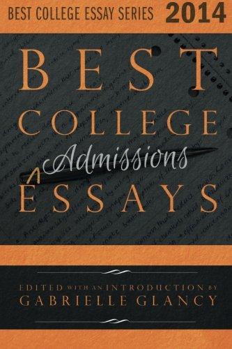 Best College Essays 2014 (Volume 1)