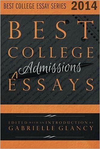books on college essays