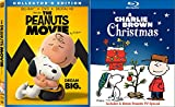 Peanuts Holiday Blu-ray Collection - The Peanuts Movie (2016) (Blu-ray/DVD/Digital Combo) & A Charlie Brown Christmas 2-Movie Bundle