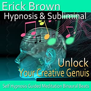 Unlock Your Creative Genius Hypnosis Speech