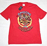 Marvel x Abercrombie kids Boys Spider-man T Shirt Size: M(12) offers