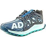 adidas Performance Women's Vigor Bounce w Running Shoe, Utility Green F16/Ice Mint F16/Utility Black F16, 8.5 M US