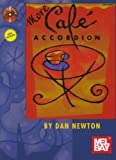 More Cafe Accordion Book/CD Set, Dan Newton, 0786683562