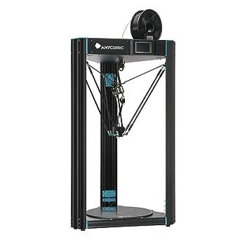 Anycubic - Impresora 3D Predator de 24 V, volumen de construcción ...