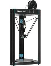 ANYCUBIC Predator 24V 3D Delta Drucker mit Autolevel Funktion,Ultrabase Pro Heizbett,großes Bauvolumen 370mm(D) x 460mm(H). Passend für 1,75mm Filament PLA, ABS, TPU, PETG