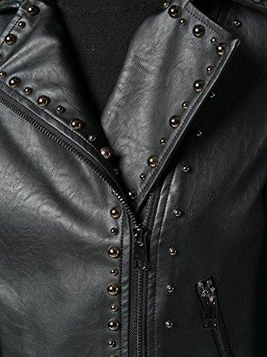 Liu Noir Femme 44 Unique Blouson Jo Taille Jeans rnwqOrv4