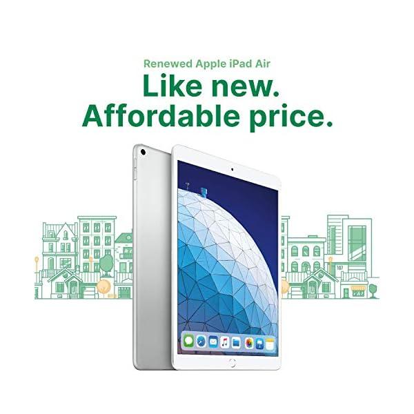 "Apple iPad Air | 10.5"" | 3rd GEN | WI-FI | 64GB | Silver | 2019 | (Renewed) 2"